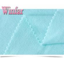 Tissu piqué en tricot écologique 100% coton