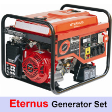 Generador de energía portable rojo estable (BH8500)
