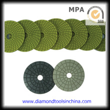 Wet Diamond Flexible Polishing Pad
