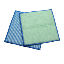 Esponja de microfibra para lavar platos de baño