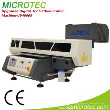 Impresora ULTRAVIOLETA auto del sensor de altura para la pluma de la caja USB del teléfono