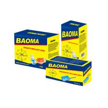 Baoma Mosquito Eléctrico Líquido y Mosquitera