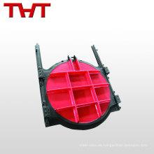 Válvula de compuerta de compuerta de compuertas de hierro fundido THT de bajo precio