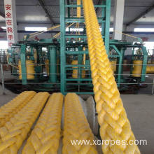 XCFLEX 12 strand PP&polyester Mixed Rope