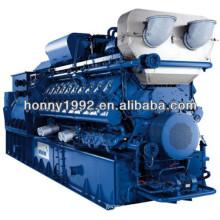 MWM Methane Powered Engine Electric Generator
