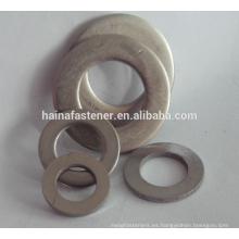 DIN7349 Arandelas de acero inoxidable, arandelas planas, arandelas generales
