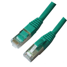 Cable de conexión Ethernet SSTP SFTP blindado CAT6A Snagless