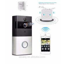 720р HD ночного видения видео-Телефон двери беспроводной дверной звонок камера