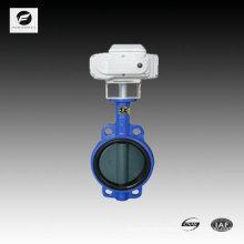 motorized butterfly valve 24v 110v 220v dn40 dn100 dn200