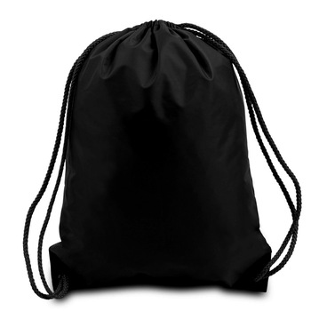 Nylon Drawstring School Pouches
