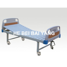 a-105 Movable Single Function Manual Hospital Bed