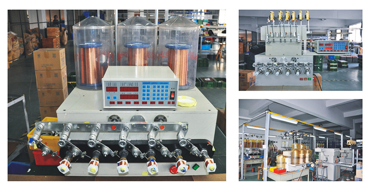 Production of AC220V/380V Amisco Electric Magnetic Coils