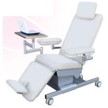 Cama de hospital de la silla eléctrica de la colección de la sangre