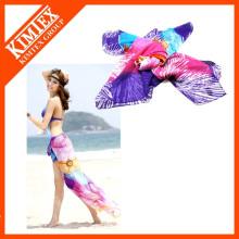 100% Polyester Fashion Sarong Beach Shawl