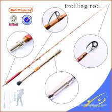 GMR014 258 cm equipamento de pesca grande jogo vara de pesca vara vara de barco