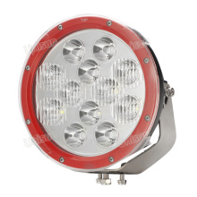 CREE LED de alta potencia 220mm 120W de la luz del camino