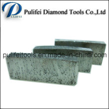 Abrasive Marble Cutting Segment for Small Circle Cutting Disc Blade