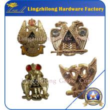 Freemason Eagle Design Metal Degree Badge