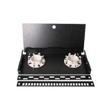 Panneau de brassage à fibre optique à montage en rack