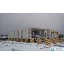 Maison-conteneur pour l'hébergement offshore (shs-fp-accommodation060)