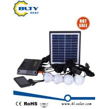 Sistema de Iluminación Solar Kits de Iluminación Solar