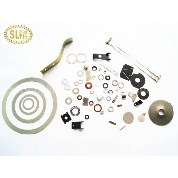 Slth Stamping Parts with Different Surface Treatment