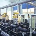 Générateur diesel triphasé à quatre temps à refroidissement par eau insonorisé