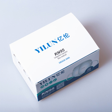 Kn95 Maschera per il viso Earloop monouso anti-virus