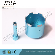 Diamond Dry and Wet Core Drill Bit for Marble Tools