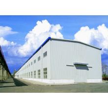 Высокое качество металла Гальванизированный стальной рамки для мастерской стальной структуры