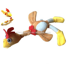 Flying Chicken, Plush Slingshot Flying Animal with screaming
