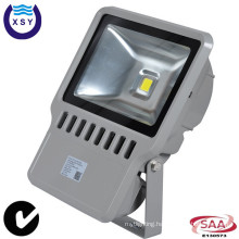 3 years warranty Bridgelux chip Meanwell SAA approved led flood light 100w