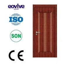 attractive models security wooden doors modern design turkish interior door