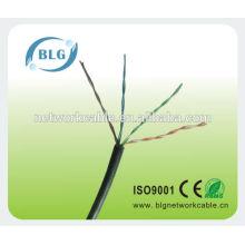 Guang Dong utp cat5e cobre nu fios de rede passam CE ROHS ISO9001