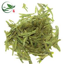 Frühlings-handgemachter kaiserlicher hoher Berg Longjing-Grün-Teeblätter / Dragon Well Tea