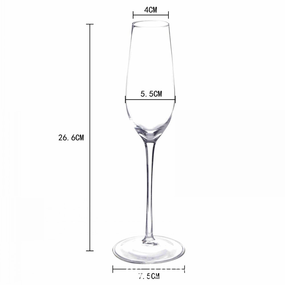 High Quality Glass Cups For Wine