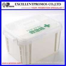 Multi-función de alta calidad logotipo personalizado Medcine Box (EP-037)