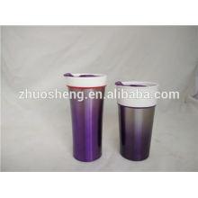 new china products for sale double wall ceramic coffee mug, promotional ceramic mug