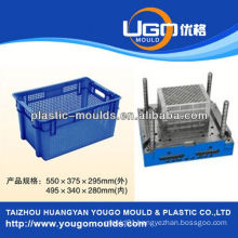zhejiang taizhou huangyan storage container mold and 2013 New household plastic injection tool box mouldyougo mould