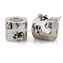 Charms Beads Para Jóias, Acessórios Jóias Liga De Zinco Níquel & Lead Free 2014 New Design Beads