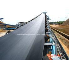 Kohleabbau unter Verwendung von flammbeständigem PVC-Förderband