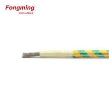 600V+300V+350C+Fiberglass+Insulated+Cable