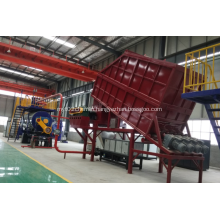 Raw material compact handling system