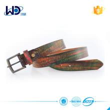 Fashion wide waist belt for men 2015