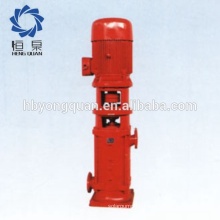 XBD-L centrifugal vertical multistage diesel engine for fire pump