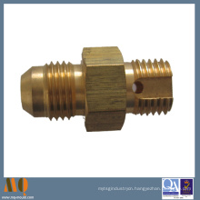 Customized Precision CNC Turned Brass Parts