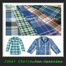 T/C 65/35 Yarn Dyed fabric