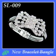Yiwu Wholesale New Fashion bangle ,shine crystal bracelet 2016 styles new fashion bracelet
