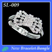 Yiwu Wholesale New Fashion bracelete, brilho pulseira de cristal 2016 estilos nova pulseira de moda