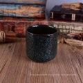 Popular Size Reactive Ceramic Candle Holder